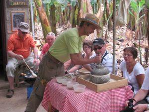 Nuevo educador en un platanero gracias al turismo
