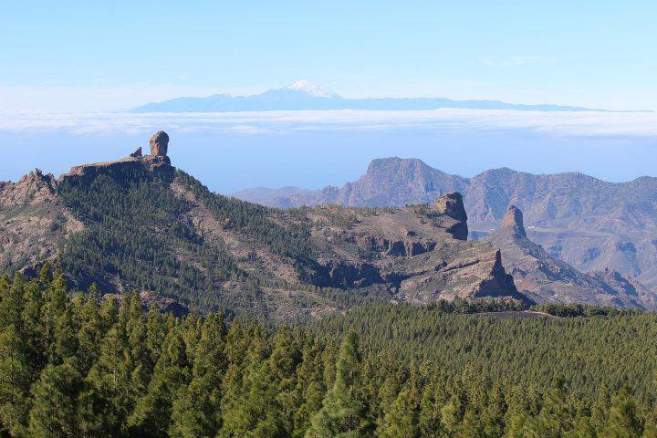 Roque Nublo rural park - Gran Canaria